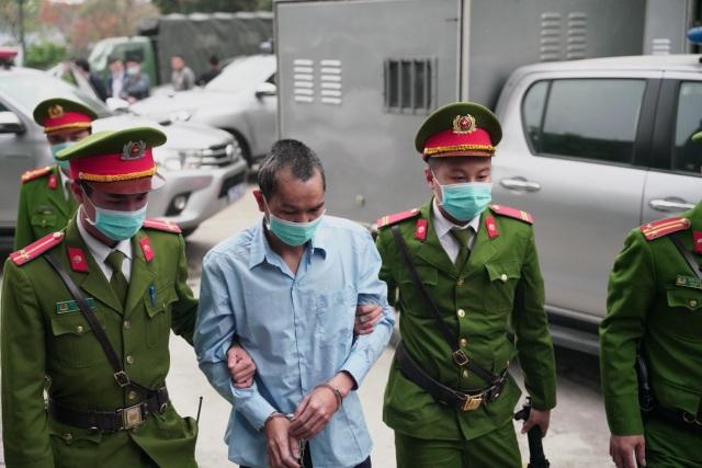 Xét xử phúc thẩm vụ án đặc biệt nghiêm trọng ở Đồng Tâm - 1