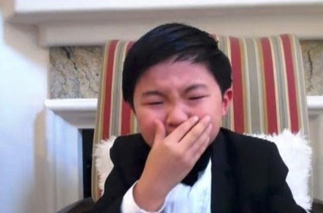 Alan S. Kim: Cậu bé 8 tuổi đáng yêu giành giải thưởng điện ảnh lớn - 2