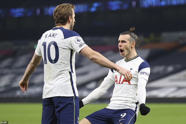 Liên tục tỏa sáng, Gareth Bale tự tin sẽ giúp Tottenham đánh bại Arsenal - 1