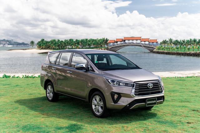 Đánh giá Toyota Innova: Thay đổi để phục vụ người dùng tốt hơn - 1