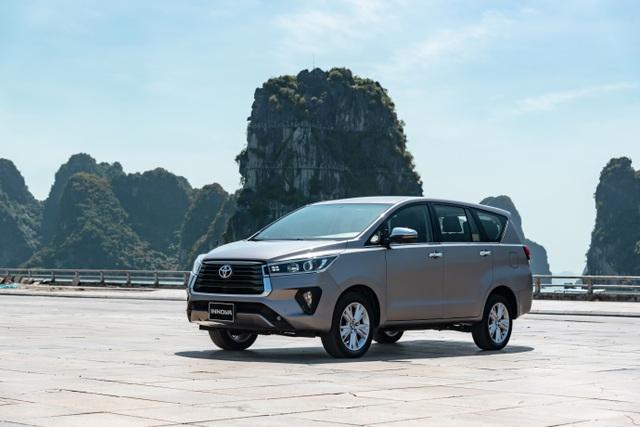 Đánh giá Toyota Innova: Thay đổi để phục vụ người dùng tốt hơn - 4