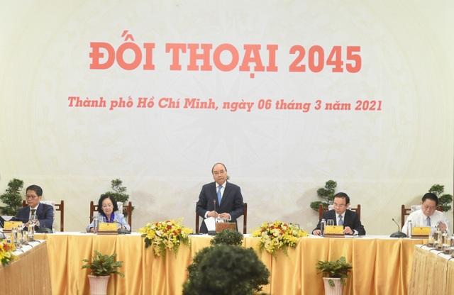 Đối thoại 2045: Khát vọng và bản lĩnh của doanh nghiệp tư nhân Việt Nam - 1