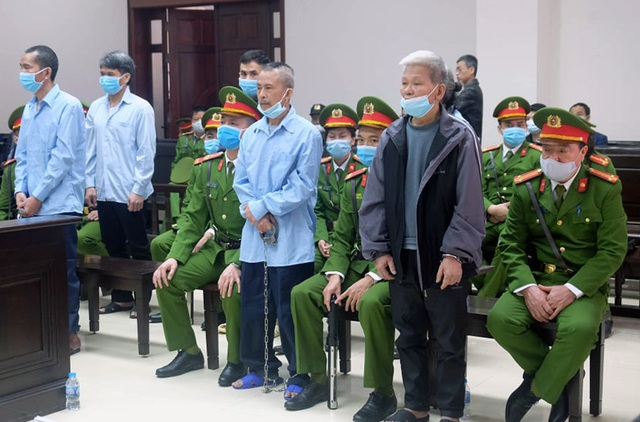 Xét xử vụ Đồng Tâm: Đề nghị y án tử hình Lê Đình Công, Lê Đình Chức - 1