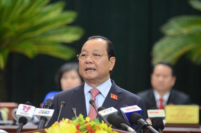 Cử tri băn khoăn về mức kỷ luật nguyên Bí thư Thành ủy TPHCM Lê Thanh Hải - 1