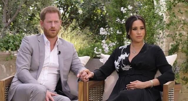 Vợ chồng Hoàng tử Harry tiết lộ thâm cung bí sử trong hoàng gia Anh - 1
