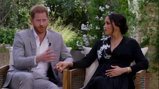 Vợ chồng Hoàng tử Harry tiết lộ thâm cung bí sử trong hoàng gia Anh - 2