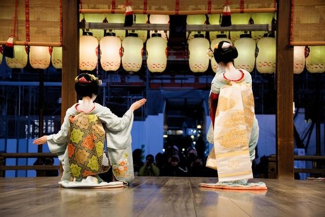 Tháng ba, về Kyoto bước đi trên con đường hoa và ánh sáng - 3