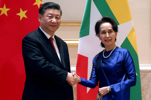 Trung Quốc sẵn sàng hỗ trợ giải quyết khủng hoảng tại Myanmar - 1