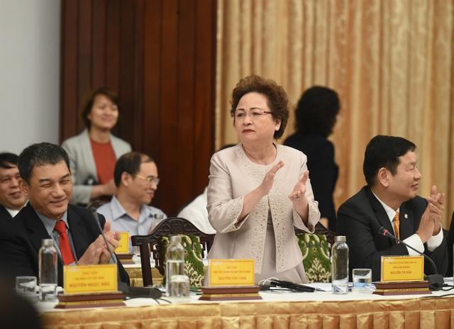 Loạt nữ tướng quyền lực số 1 Việt Nam với khát vọng kinh tế bay lên - 4