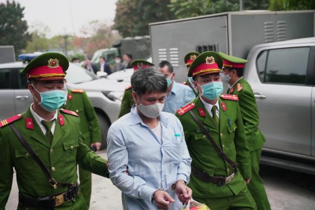 Xét xử phúc thẩm vụ án đặc biệt nghiêm trọng ở Đồng Tâm - 5