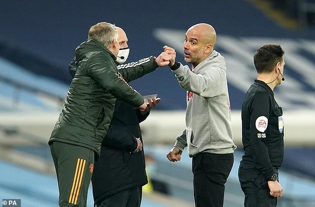 Đánh bại Man City, HLV Solskjaer thừa nhận Man Utd vẫn khó vô địch - 2