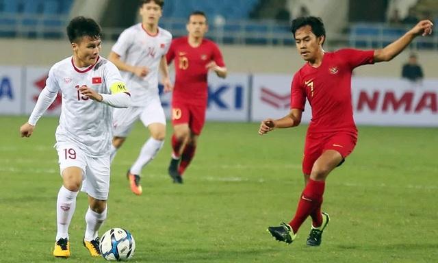 Báo Indonesia tự tin đội nhà sẽ lật đổ đội tuyển Việt Nam - 1