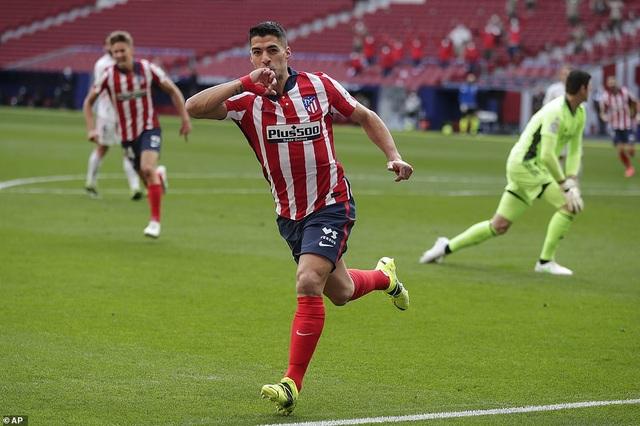 Atletico bị Real Madrid cầm hòa, HLV Simeone lo lắng mất chức vô địch - 1