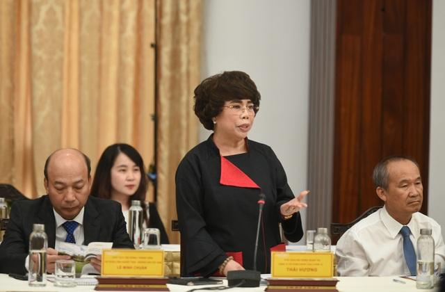 Loạt nữ tướng quyền lực số 1 Việt Nam với khát vọng kinh tế bay lên - 1