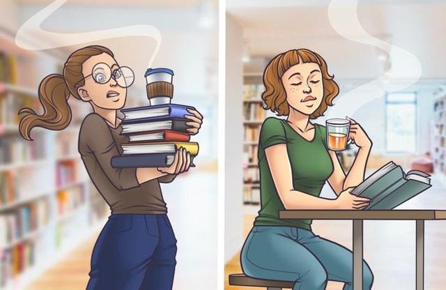 Đoán tính cách qua việc lựa chọn trà và cà phê buổi sáng - 7