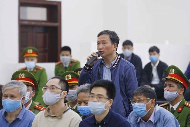 Bị cáo Trịnh Xuân Thanh nói gì khi tự bào chữa? - 1