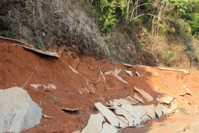 Thuê chuyên gia tìm nguyên nhân con đường gần 27 tỷ bất ngờ biến mất - 5