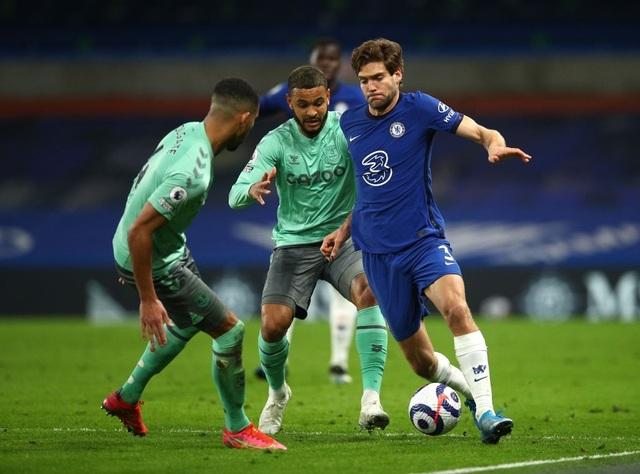 Chelsea 2-0 Everton: Bàn phản lưới nhà, VAR và phạt đền - 1