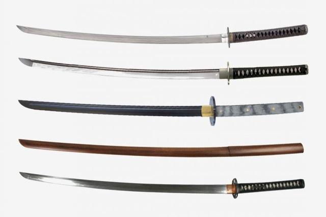 Một số loại kiếm truyền thống ở đất nước của các Samurai - 1