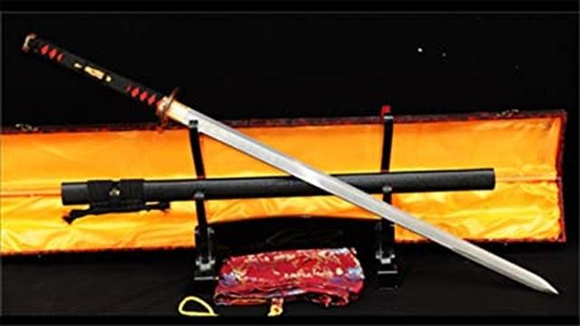 Một số loại kiếm truyền thống ở đất nước của các Samurai - 2