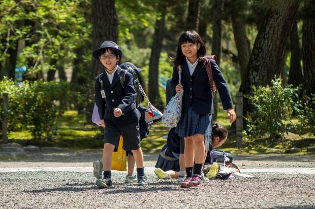 2 tuổi đi dã ngoại không cần bố mẹ, điều gì giúp trẻ em Nhật tự lập từ sớm? - 2