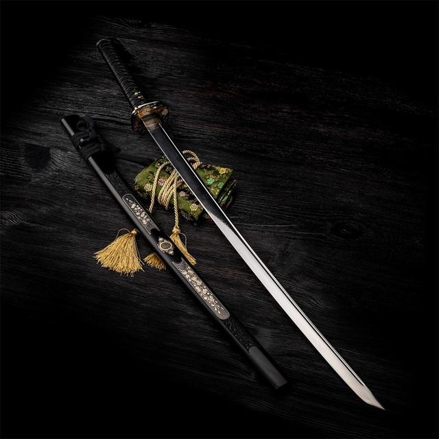 Một số loại kiếm truyền thống ở đất nước của các Samurai - 4