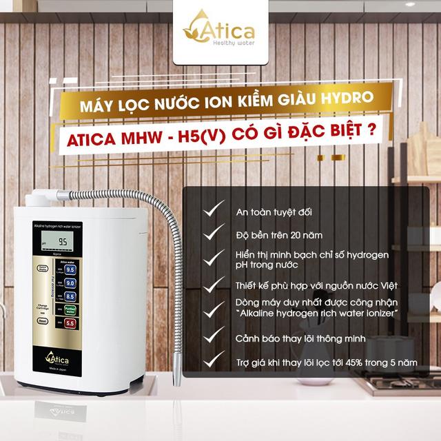 Vì sao nên mua máy lọc nước điện giải của HITACHI MAXELL năm 2021? - 3