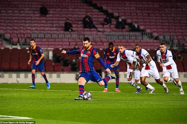 PSG - Barcelona: Chờ đợi một phép màu - 2