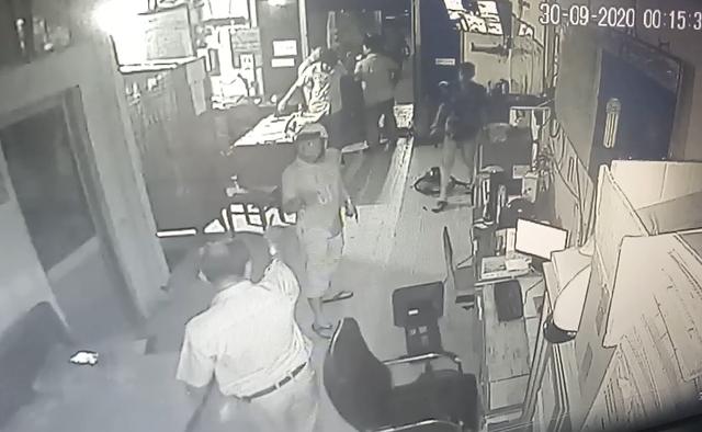 Công an thông tin vụ bảo vệ Bến xe Bạc Liêu bị hành hung giữa đêm - 1