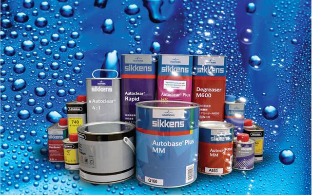 Công ty Hợp Thủy cung ứng sơn Sikkens Hà Lan cho chuỗi Garage Hà Thành - 3