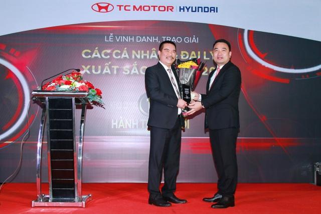 Hyundai Vinh - Đại lý xuất sắc toàn diện Tri ân khách hàng - Tôn vinh vẻ đẹp phụ nữ Việt Nam - 1