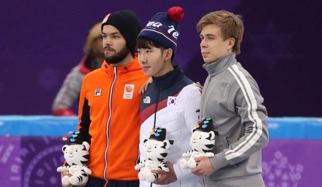Nhà vô địch Olympic đầy tai tiếng của Hàn Quốc nhập tịch... Trung Quốc - 1