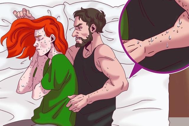 7 rắc rối trên giường các cặp vợ chồng thường gặp - 5