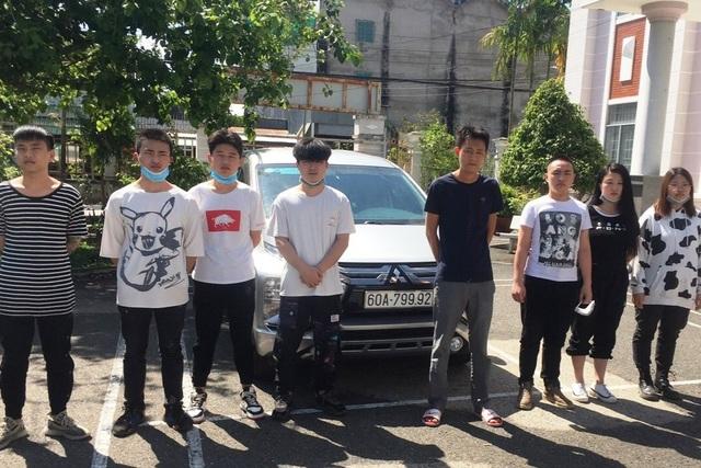 Bắt giữ 34 đối tượng người Trung Quốc nghi nhập cảnh trái phép - 2