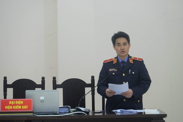 Xét xử vụ Đồng Tâm: Đề nghị y án tử hình Lê Đình Công, Lê Đình Chức - 2