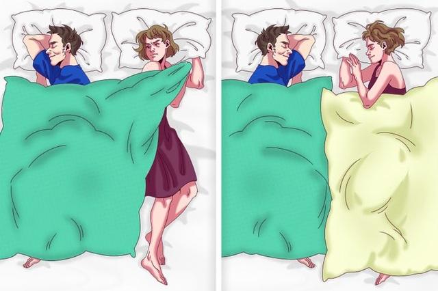 7 rắc rối trên giường các cặp vợ chồng thường gặp - 1
