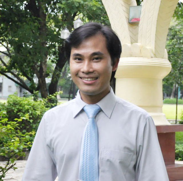 Bị tố gian lận trong nghiên cứu, giáo sư trẻ nhất Việt Nam xin lỗi - 1