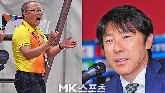 Báo Hàn Quốc chờ đợi cuộc đối đầu kinh điển của HLV Park Hang Seo - 1