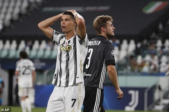 C.Ronaldo có cứu nổi Juventus thoát khỏi cơn ác mộng? - 3