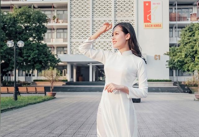 2 năm sau đăng quang, Hoa khôi ĐH Bách khoa Hà Nội giờ thế nào? - 4