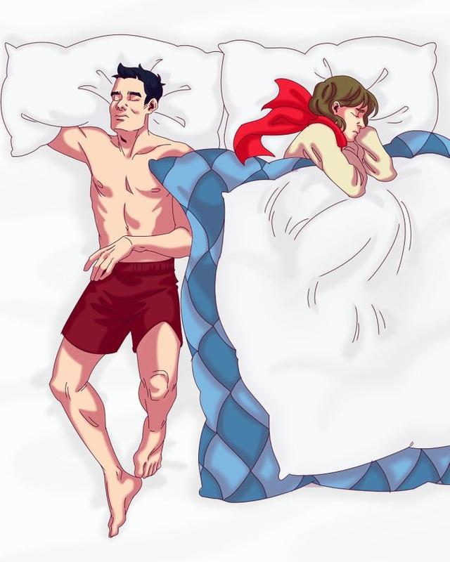 7 rắc rối trên giường các cặp vợ chồng thường gặp - 3