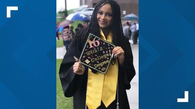 Nữ sinh 17 tuổi xuất sắc giành 2 bằng đại học nhờ tự học tại nhà - 2