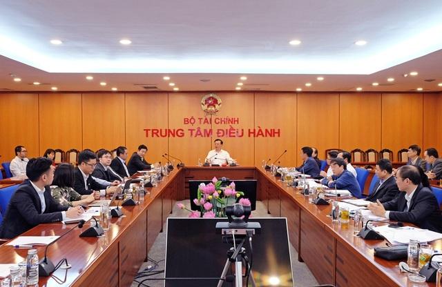 Bộ trưởng Tài chính Đinh Tiến Dũng đích thân chỉ đạo sửa lỗi sàn HSX - 1