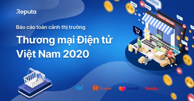 Reputa công bố báo cáo Toàn cảnh Thị trường TMDT Việt Nam 2020 - 1