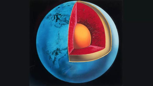 Trái đất có một lớp bí ẩn bên trong lõi - 1