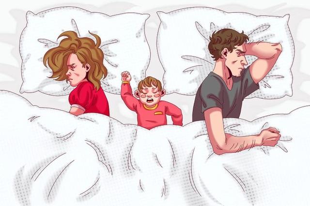 7 rắc rối trên giường các cặp vợ chồng thường gặp - 7