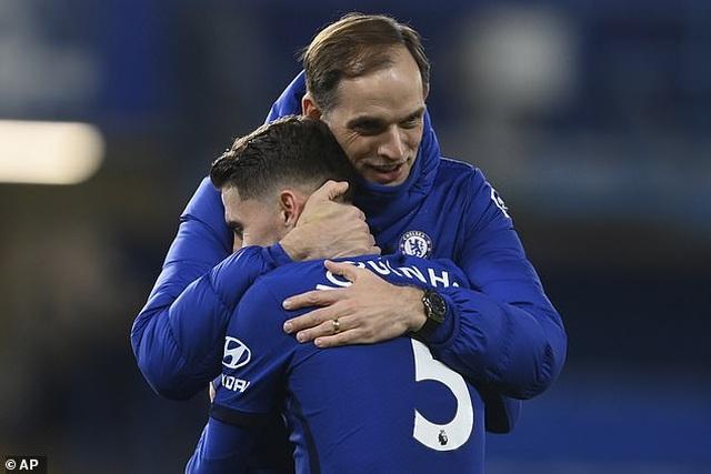 Chelsea hạ Everton, HLV Thomas Tuchel lập kỷ lục đầu tiên ở Premier League - 2