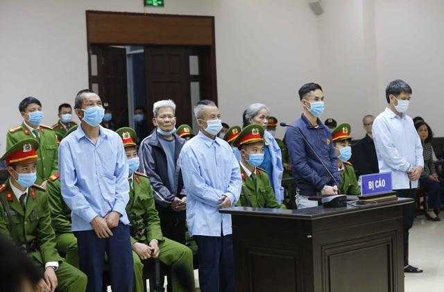 Tuyên án vụ Đồng Tâm: Y án tử hình với Lê Đình Công, Lê Đình Chức - 2
