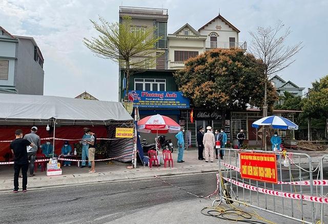 Thành phố Hải Dương có thêm 1 ca dương tính với SARS-CoV-2 - 2