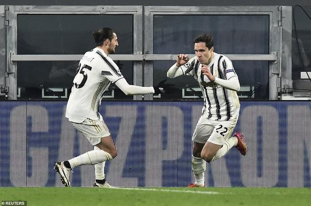 C.Ronaldo gây thất vọng, Juventus bị loại đầy cay nghiệt trước Porto - 3